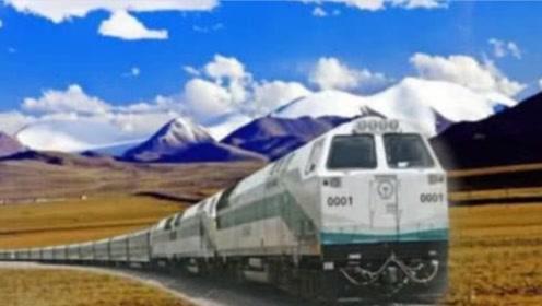 为什么青藏铁路的火车,到了格尔木要换美国车头呢?长见识了