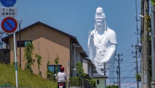 """世界上最""""诡异""""的3座佛像,有2座位于中国,日本的令人发毛"""