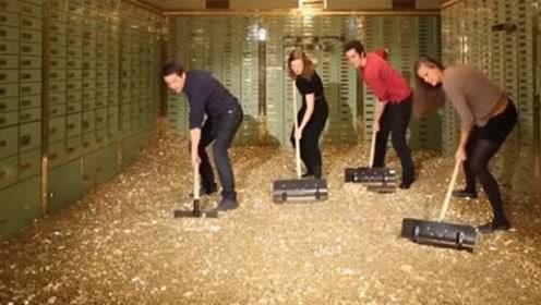 女子花35万买下一家倒闭银行,打扫房间时,却在保险箱发现惊喜