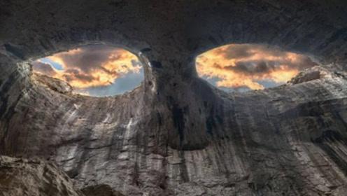 """世界上最神秘的洞穴,存在着""""上帝之眼"""",游客:对视会被催眠"""