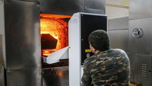 """为何火化炉焚尸的时候,经常会传出""""哭喊声""""?工作人员讲出实情"""