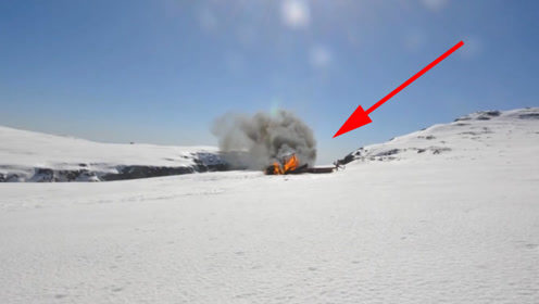 去珠穆朗玛峰上救援,为什么不能用直升机,而是用耗牛?
