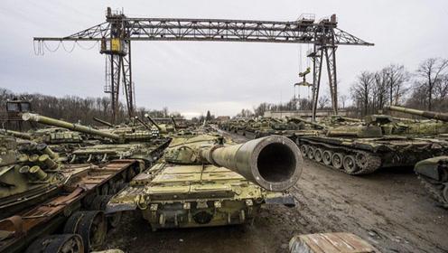 俄著名的坦克坟场,为什么不直接拆了卖钢?原来竟是这个道理!