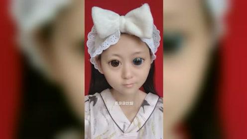 不会戴美瞳的宝贝有吗