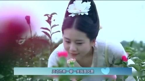 古装最具仙气的白衣女星,杨幂只排第二,第一百年难得一见