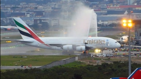 """航空界的""""水门礼"""",飞机要达到什么标准,才能有如此的待遇!"""