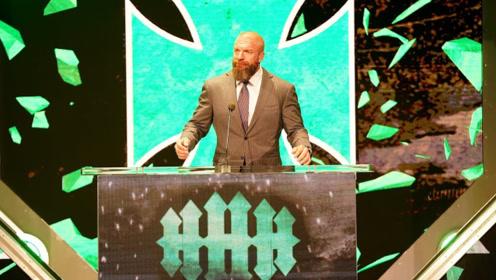 WWE官方发布 HHH宣布2019宝冠大赛将降临利雅得重新定义体育娱乐