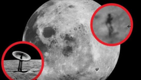 """月球的""""暗面""""究竟有什么?霍金多次警告,拍下的画面令人细思极恐!"""