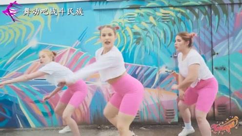 """""""微胖""""才是最适合跳舞的身材!俄罗斯姑娘跳街舞太美了"""