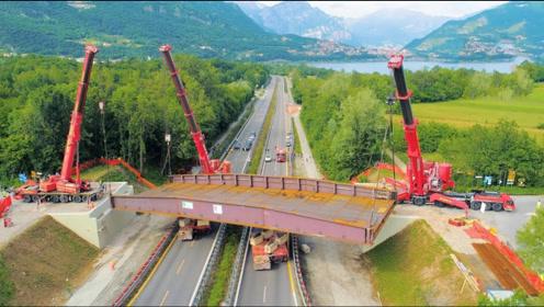 国外花费200万欧元建一座立交桥,网友:就这桥?这钱我能建10个