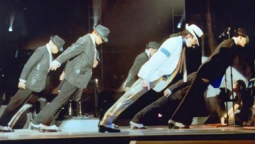 迈克尔杰克逊跳舞时,为何前倾45度都不会倒?看完恍然大悟!