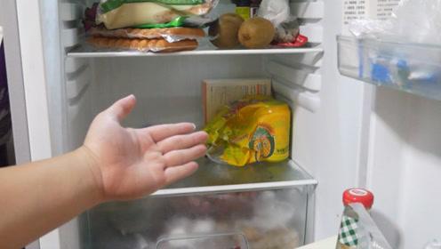 冰箱脏了不可用水擦!我教你个妙招,污渍异味全去除,实用