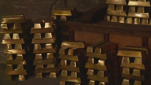 国时期的藏宝库,各国艺术品堆满整个矿洞,仅一个矿坑就有200吨黄金!
