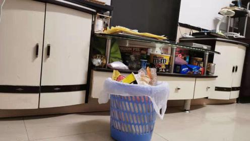 不管家里多有钱,3个位置别放垃圾桶,不是迷信!