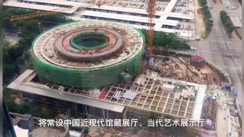知名建筑大师安藤忠雄为顺德设计了一家美术馆,明年3月开馆 !