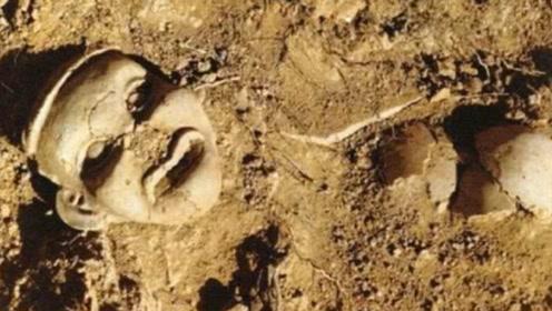 """辽宁出土五千年前的""""女蜗像"""",相貌复原后,专家:我国最美的人"""