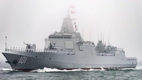 此国新军舰下水,或将成为新的亚洲第一,055地位受到挑战