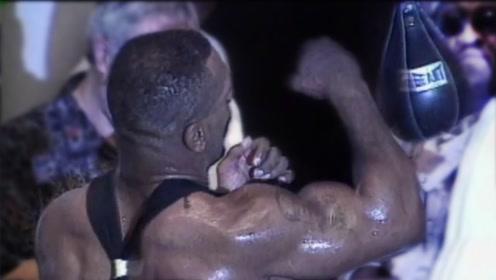 拳击没有捷径可走,汗水也不会白流,要想人前显贵必定人后受罪!