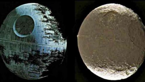 """这颗卫星表面满是人工""""焊接""""的痕迹,或是外星文明遗弃的飞船"""