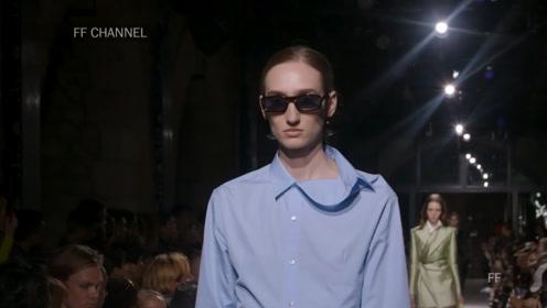 巴黎时装周2020春夏成衣秀,Y/Project气质超模演绎冷艳经典