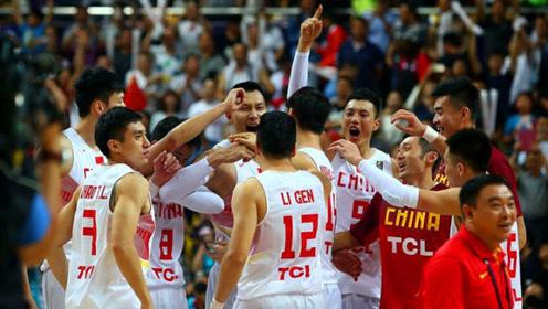 """中国男篮好消息?东京奥运会有望,网友:""""花钱""""进入东京奥运会"""