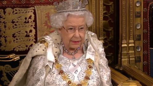 英国女王年度议会演讲:首要任务脱欧,之后将实施新移民法案