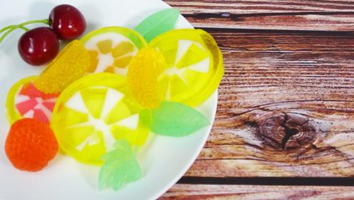 DIY:柠檬香皂-柑橘类水果融化和倒肥皂