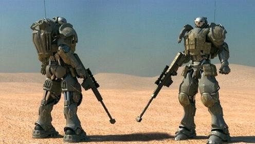 """全球首台""""载人战斗机器人""""配备格林机炮,不愧是日本制造"""