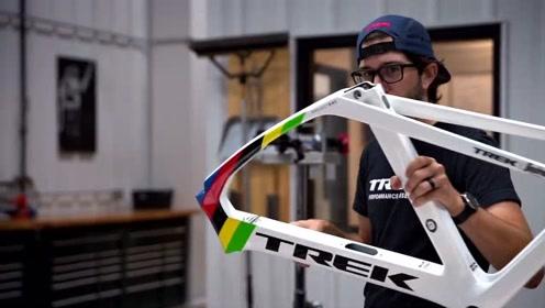 崔克公路车 Trek Madone SLR 世界冠军定制喷涂
