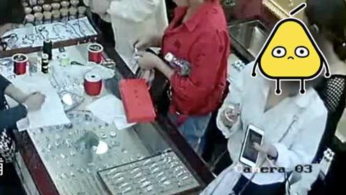 母亲不出钱买房,年轻女子连偷7家店报复