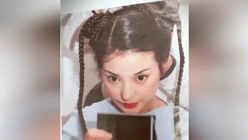 21年前的赵薇vs21年后的赵薇,这状态绝了,美俏又娇艳