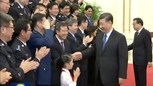 中华人民共和国成立70周年庆祝活动总结会议