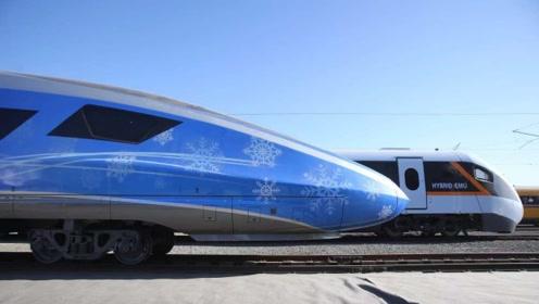 世上首条,运行时速突破350公里,京张高铁要开通了吗?