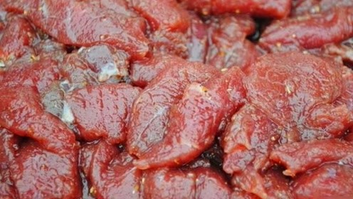 做牛肉时,万万别直接下锅!关键一步,牛肉嫩滑入味,无腥味