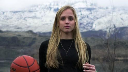 又美又能打!篮球女神海莉实战风格似哈登