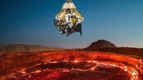 假如把全世界的垃圾,都一股脑的扔进火山中,我们将面临着什么?