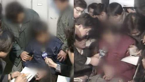 韩警方设刑讯专家致多人曾承认犯下华城案,目击者称证词被改