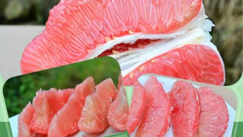 秋天常吃红心柚子对身体有何好处?但这类人最好管住嘴!