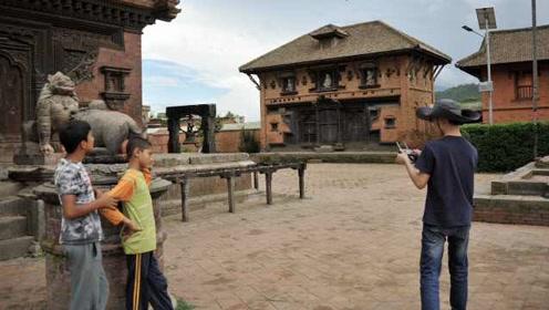 文明无国界!这群中国大学生在尼泊尔保护世界遗产