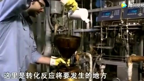 地沟油被中国科学家转化成了飞机燃料,老外都惊叹中国人的智慧