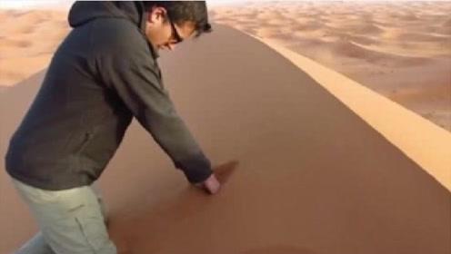 将沙子加热到2200℃会变成玻璃?老外亲测,结果让人不敢相信!