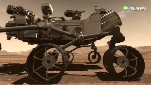好奇号从地球登陆火星的震撼重现视频!这是唯一主宰火星的机器人