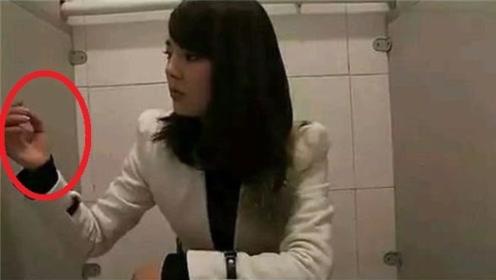 公共厕所看见这东西,务必及时报警!看完长见识了