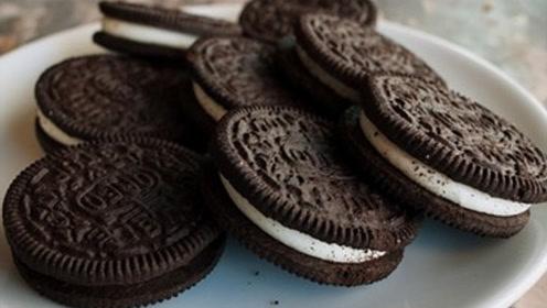 """全球公认""""最好吃""""的6种饼干,美味又好看,奥利奥饼干上榜!"""