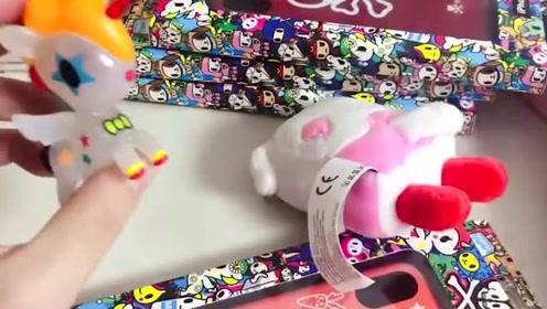 拆一款tokitoki99福袋,真的很可爱呀!