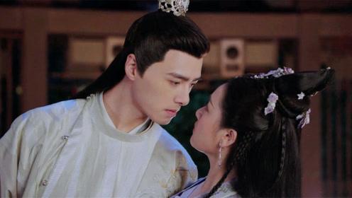 明月照我心:李明月与云伺约会,李谦吃醋搂腰亲吻:你只能爱我