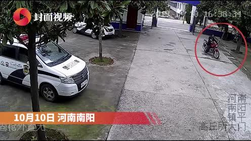 送人头系列!男子酒驾骑无牌摩托去报警 自己反被刑拘