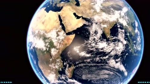 地球中的水是怎么形成的?两分钟科普小知识