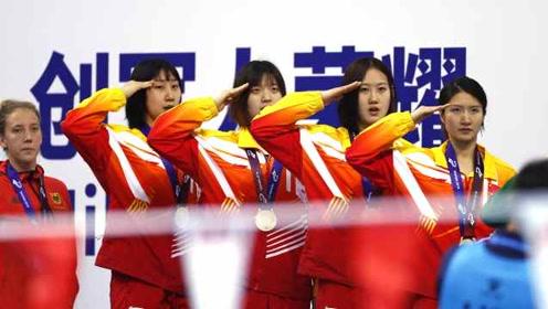 军运会开赛仅三天,中国队金牌数已超上届总数