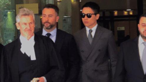 高云翔涉嫌性侵案终审再开庭 律师继续申请延期至下周一